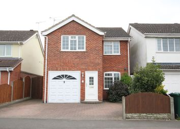 Thumbnail 3 bed detached house for sale in Peacroft Lane, Hilton, Derby