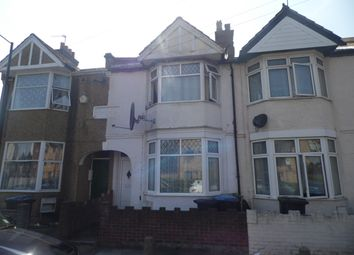 Thumbnail 3 bed terraced house for sale in Chichester Road, Edmonton