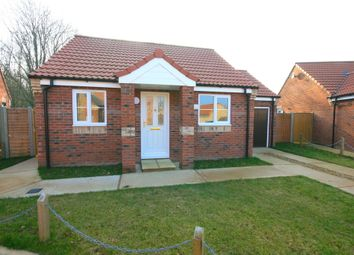 Thumbnail 2 bed detached bungalow for sale in Oaks Drive, Necton, Brand New