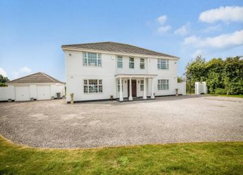 Thumbnail 6 bed detached house for sale in Sunnyside Farm Gwellyn Avenue, Kinmel Bay, Rhyl