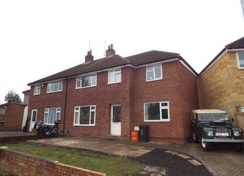 Thumbnail 5 bed semi-detached house for sale in Eastville Road, Swindon, Wiltshire