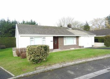 Thumbnail 3 bed detached bungalow for sale in Clos Llyn Y Felin, Gwbert Road, Cardigan