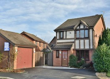Thumbnail 3 bed detached house for sale in Broadwell Drive, Leigh