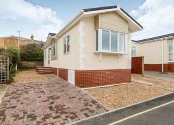 Thumbnail 1 bedroom mobile/park home for sale in Shirley Road, Upton Cross Caravan Park, Upton, Poole
