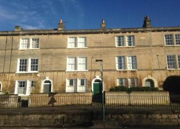 Thumbnail 1 bed flat to rent in 14 Caroline Buildings, Bath