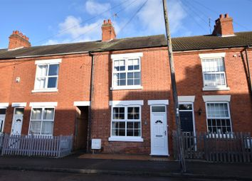 Thumbnail 3 bed terraced house for sale in Gladstone Street, Hathern, Loughborough