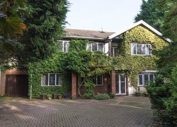 Thumbnail 5 bed detached house for sale in Grasmere Road, Chestfield, Whitstable