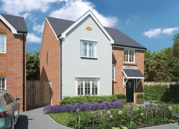 Thumbnail 4 bed detached house for sale in The Belvoir Brook Meadow, Loggerheads, Market Drayton