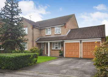 Thumbnail 4 bed detached house for sale in Wyldwood Close, Harlow, Essex