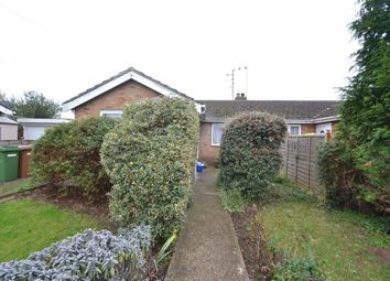 Thumbnail 2 bed bungalow for sale in Queen Street, Bozeat, Wellingborough