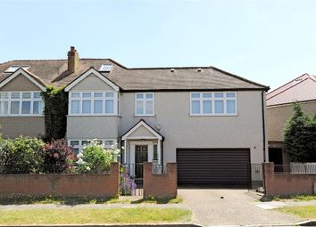 Thumbnail 4 bed semi-detached house for sale in Circle Gardens, London