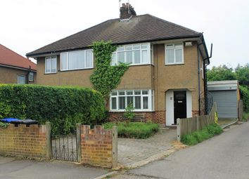 Thumbnail 3 bed semi-detached house to rent in Denham Green Close, Denham, Uxbridge