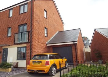 Thumbnail 4 bed property to rent in Jenner Boulevard, Emersons Green, Bristol