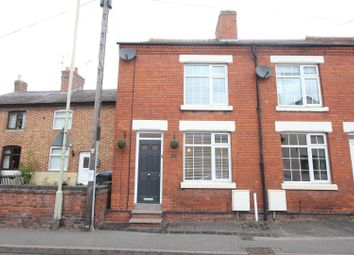 Thumbnail 2 bed end terrace house for sale in West End, Barlestone, Nuneaton