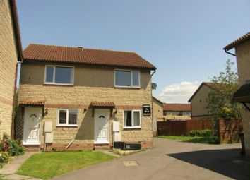 Thumbnail 2 bed end terrace house to rent in Priston Close, Worle, Weston-Super-Mare