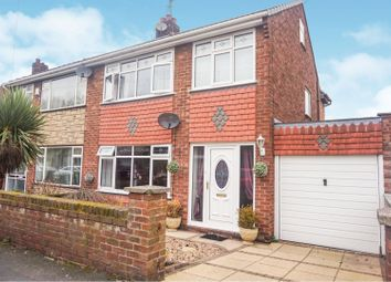 Thumbnail 3 bed semi-detached house for sale in Broadgate Avenue, St. Helens