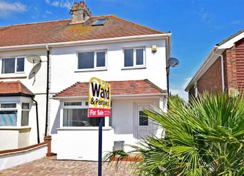 Thumbnail 3 bed semi-detached house for sale in Highgate Road, Whitstable, Kent