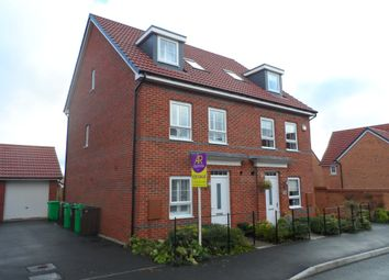 Thumbnail 4 bed semi-detached house for sale in Lynncroft Street, Nottingham