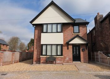 Thumbnail 3 bedroom detached house for sale in Shore Farm, Off Shore Road, Hesketh Bank, Preston