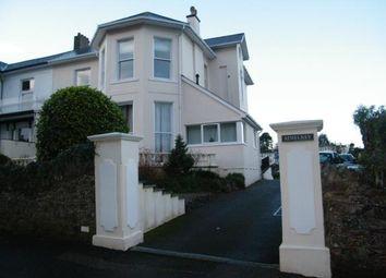 Thumbnail 2 bed flat for sale in Solsbro Road, Torquay, Devon