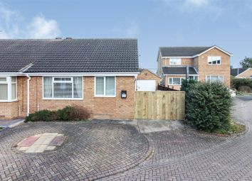 Thumbnail 2 bed semi-detached bungalow for sale in Mulberry Close, Driffield