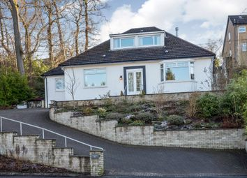 Thumbnail 4 bed detached bungalow for sale in Mearns Road, Clarkston, Glasgow