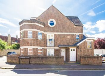 Thumbnail 1 bed flat to rent in Leopold Street, Oxford