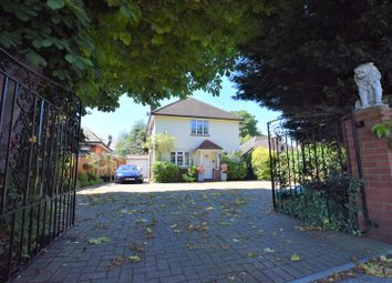 Thumbnail 3 bed detached house for sale in Bridge Road, Chertsey