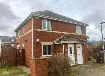 Thumbnail 2 bed flat for sale in 35 Chandlers Close, Hartlepool, Cleveland