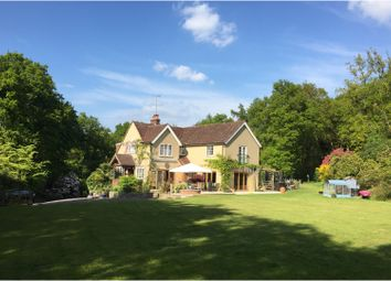 Thumbnail 5 bed detached house for sale in Highfield Lane, Liphook