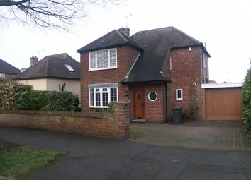 Thumbnail 3 bed detached house to rent in Burlington Way, Mickleover, Derby