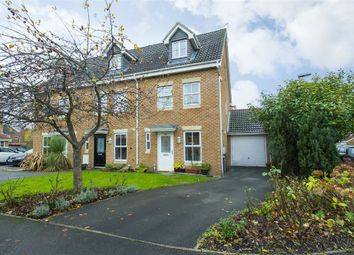 Thumbnail 3 bed semi-detached house for sale in Topliff Road, Chilwell, Nottingham