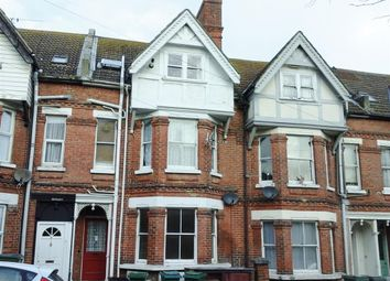 Thumbnail 5 bed terraced house for sale in Cambridge Gardens, Folkestone