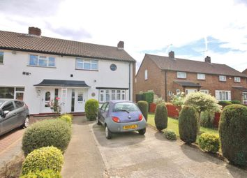 Thumbnail 3 bed end terrace house to rent in Clare Road, Stanwell, Middlesex