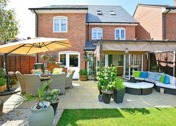 Thumbnail 4 bed detached house for sale in Heydon Way, Broadbridge Heath, Horsham