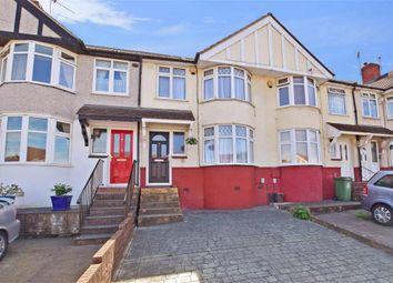 Thumbnail 3 bedroom terraced house for sale in Holmsdale Grove, Barnehurst, Kent
