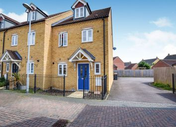 Thumbnail 3 bed semi-detached house to rent in Ribston Close, Bedford
