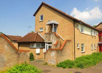 Thumbnail 2 bedroom flat for sale in Blackmoor Gate, Furzton, Milton Keynes