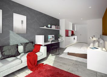 Thumbnail 1 bedroom flat for sale in Salisbury Street, Liverpool