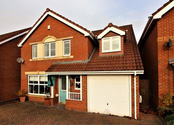 Thumbnail 5 bed detached house for sale in Elizabethan Way, Rugeley