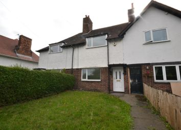 Thumbnail 3 bed terraced house for sale in Bolton Road East, New Ferry, Wirral