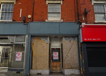Commercial property for sale in Hagley Road, Birmingham B16
