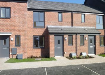 Thumbnail 3 bedroom terraced house to rent in Haven Walk, Barry