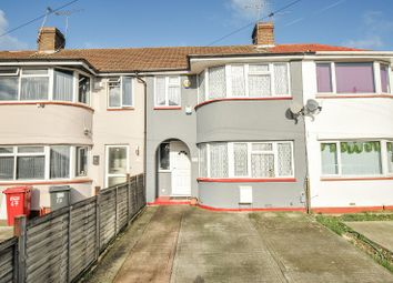 Thumbnail 3 bed terraced house for sale in Cumberland Avenue, Farnham Royal, Slough