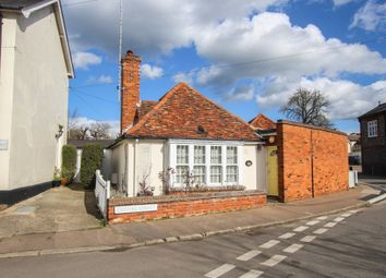 Thumbnail 2 bed detached bungalow for sale in Carmel Street, Great Chesterford, Saffron Walden