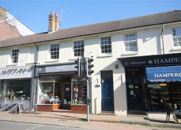 Thumbnail 1 bedroom flat to rent in High Street, Hurstpierpoint, Hassocks