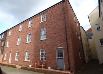 Thumbnail 2 bed flat for sale in Spinners Yard, Fisher Street, Carlisle