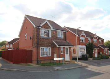 Thumbnail 3 bed detached house for sale in Wood Lane, Kingsnorth, Ashford