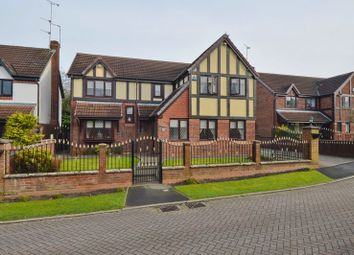 4 bed detached house for sale in Hudswell Close, Whitefield, Manchester M45