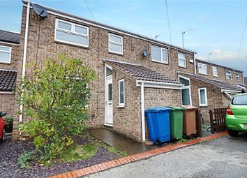 Thumbnail 3 bed terraced house for sale in Carr Close, Beverley, East Yorkshire
